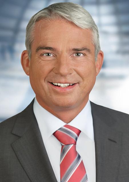 Thomas Strobl (CDU) Mitglied des Deutschen Bundestages